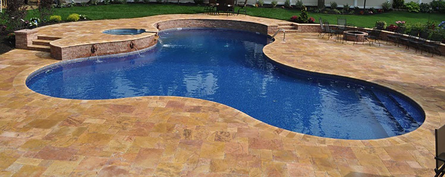 Swimming Pool Stone Sealer : Elite pavers marble inc